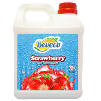 Beveco Fruit Juice Concentrate Strawberry