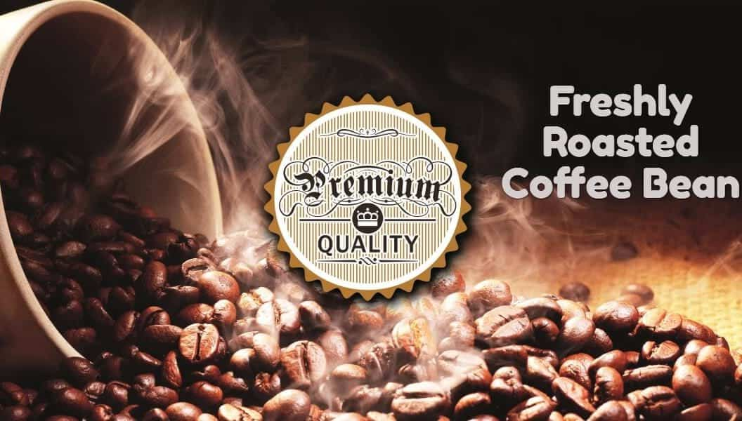 Fresh and aromatic roasted Arabica coffee bean by demand to ensure the best quality