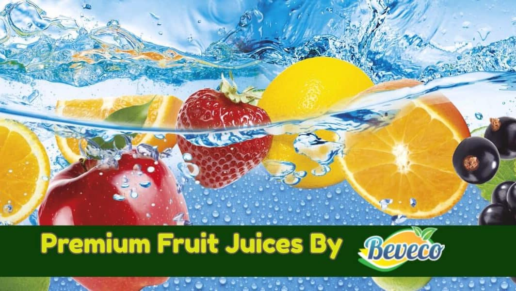 Orange, mango, lychee, sour sop and many more juice concentrate that is made from fruits