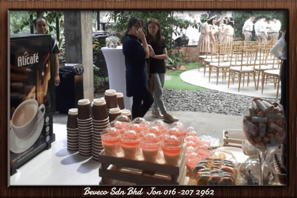 Coffee Machine Rental For Wedding Events