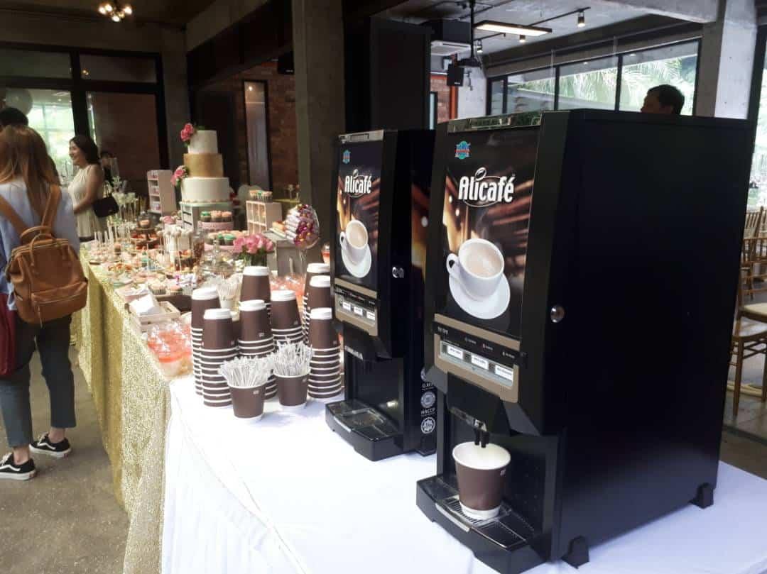 Coffee Vending Machine Malaysia
