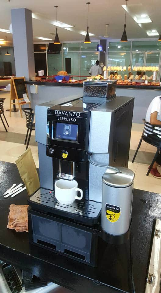 Coffee Machine Rental Malaysia Bean To Cup