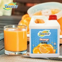 Beveco Orange Concentrate with Pulp