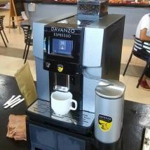 Davanzo V2 Fully Auto Cappuccino Coffee Machine For Rental