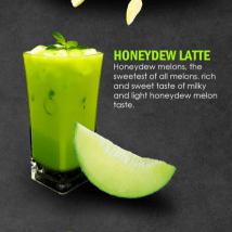 Honeydew Drink by Beveco Beverage