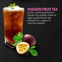 Passion Fruit Tea by Beveco Beverage